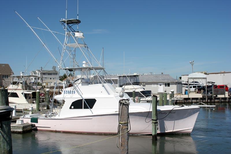 Deep sea fishing boats islamorada fishing charter boat for Islamorada fishing charters