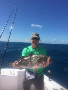 Islamorada fall fishing grouper