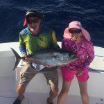 Islamorada fall fishing blackfin
