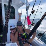 Islamorada Ladies sailfish tournament