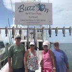 August Islamorada fishing snappers, tuna and mahi