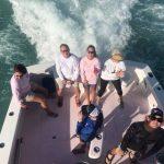 Islamorada fishing charter sailfish release