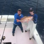 April fishing in Islamorada