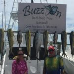 Islamorada fall fishing blackfin and dolphin