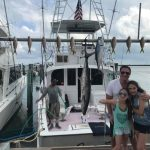 Islamorada April fishing report king mackerel and snapper
