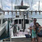 Islamorada April fishing report king mackerel and snapper