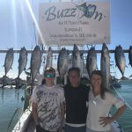 Islamorada fishing charter blackfin catch