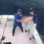 April fishing in Islamorada