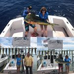 Islamorada fishing charter mahi